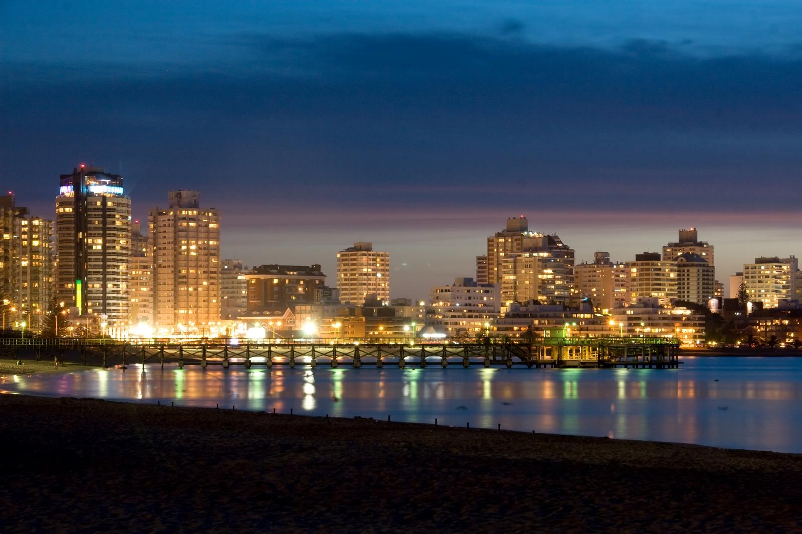 Uruguay Maldonado - Punta del Este -Kromostock